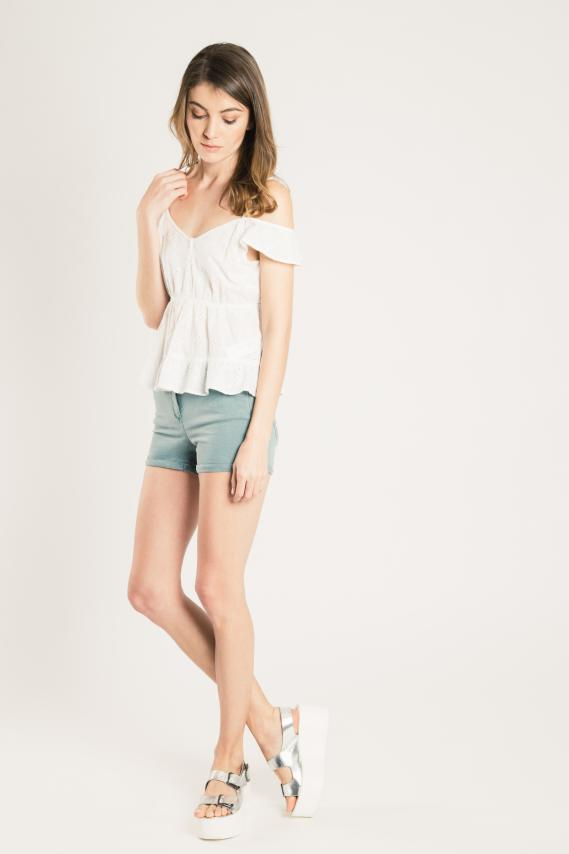 Jeanswear Blusa Koaj Charlini 2/17