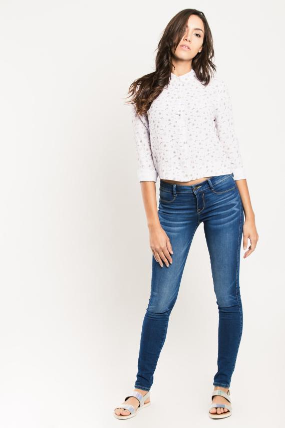 Jeanswear Blusa Koaj Malta 4/16