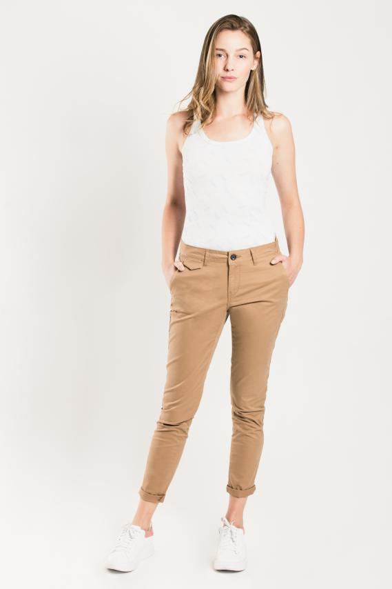 Basic Pantalon Koaj Aixa 16 Slim Fit 1/17