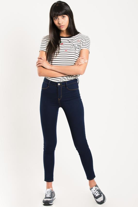 Chic Pantalon Koaj Alysa 6 Jegging Fit 1/17