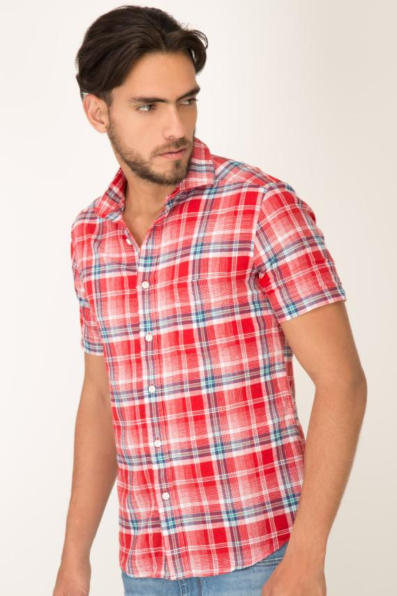 Casual Camisa Armi Pask Sport Collar M/c 2/16
