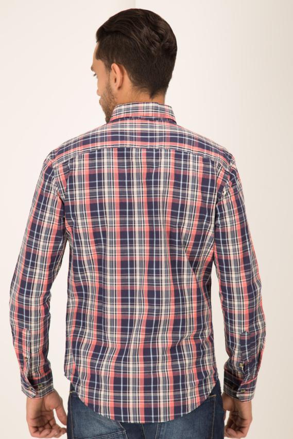 College Camisa Pronto Laurent 8 Button Down Ml1/