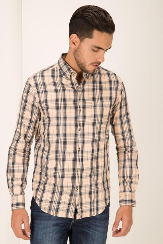 College Camisa Pronto Macondo Button Down M/l 1/