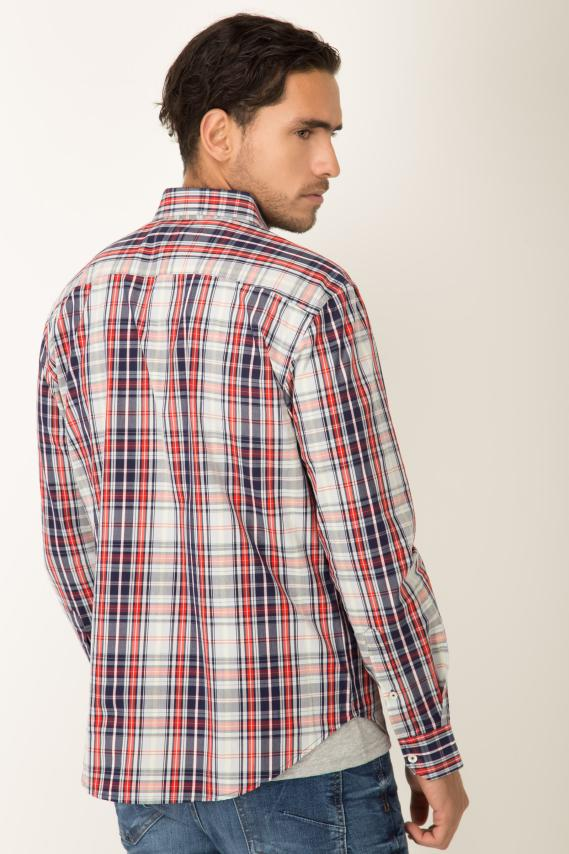 Basic Camisa Pronto Buble Button Down M/l 2/16