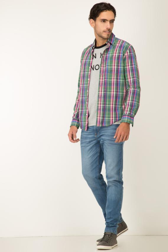Koaj Camisa Pronto Cooke Button Down M/l 2/16