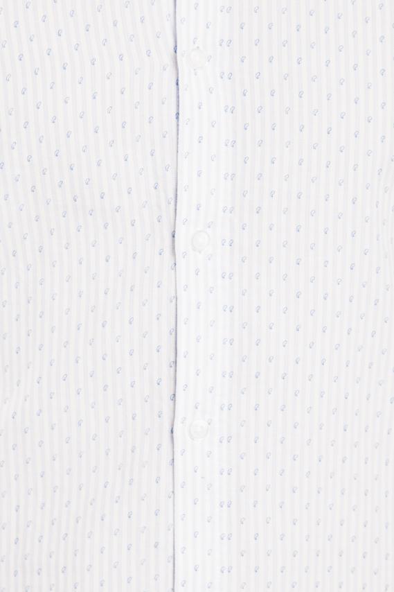 Glam Camisa Koaj Pitt Italian Casual Ml 1/17
