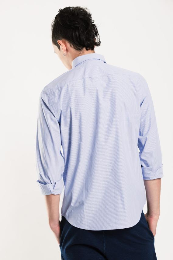 Glam Camisa Koaj Joely Internal Button Ml 1/1