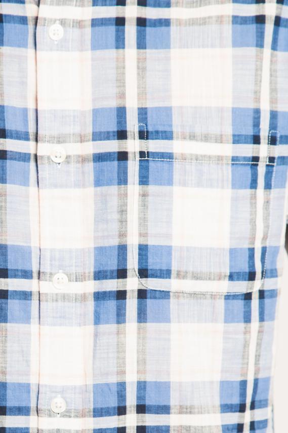 Trendy Camisa Koaj Bieber Button Down M/c 1/17