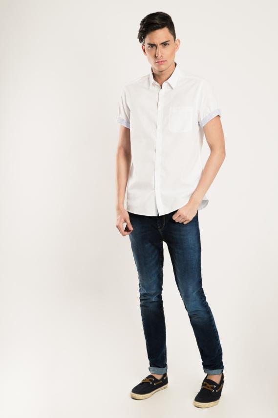 Glam Camisa Koaj Oasis Slim M/c 1/17