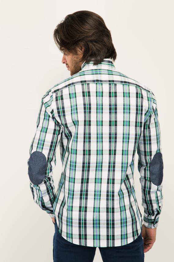 Jeanswear Camisa Koaj Romany Button Down M/l 1/17