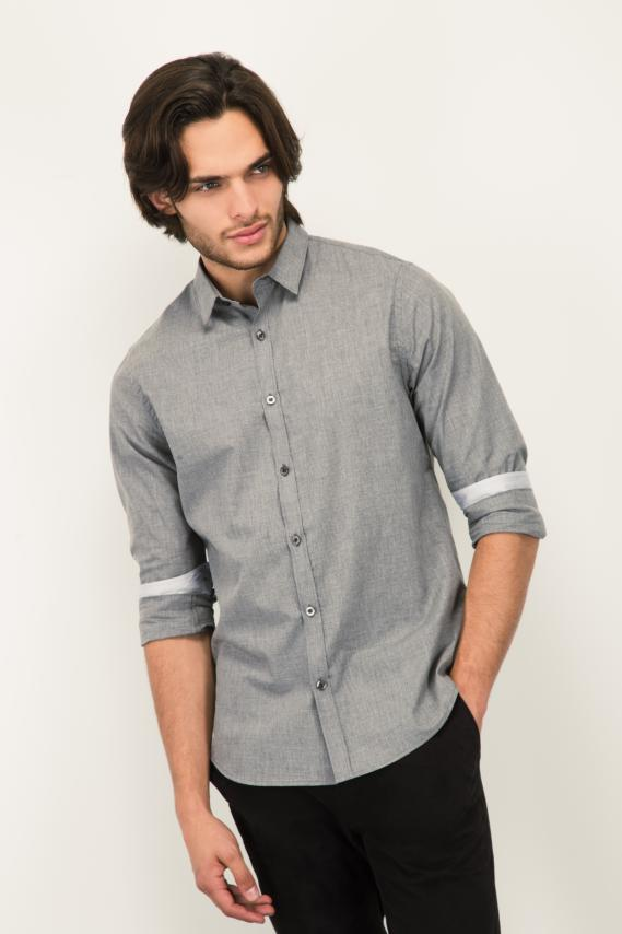 Chic Camisa Koaj Luyt Cc With Stays Ml 1/17