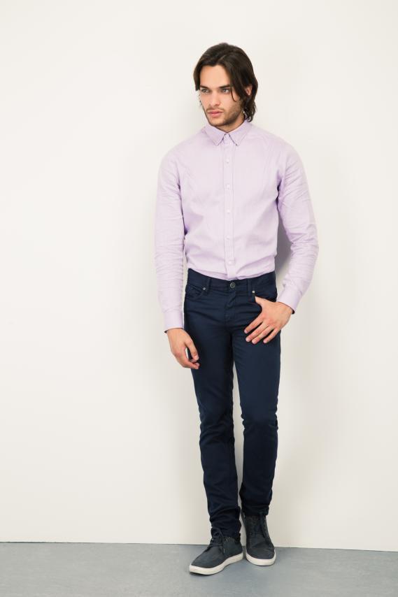 Chic Camisa Koaj Elye Internal Button Ml 1/17
