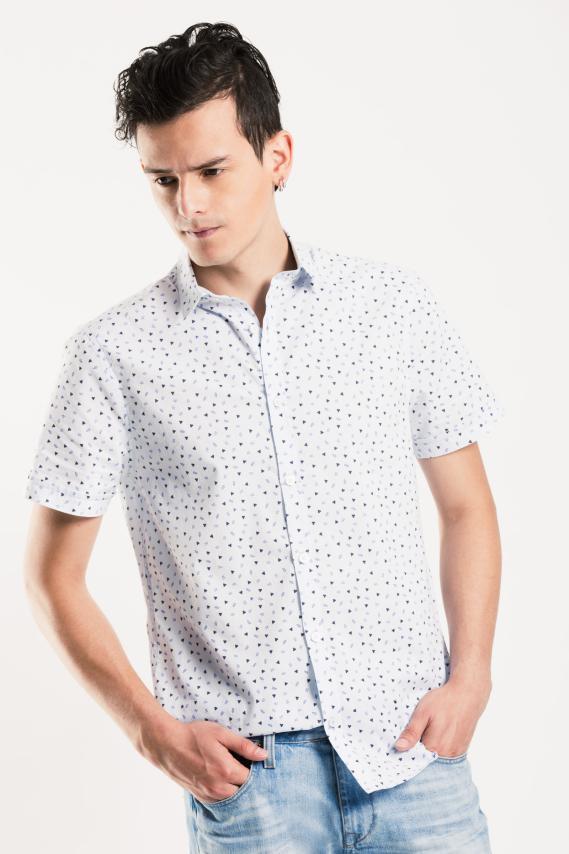 Jeanswear Camisa Koaj Sonder Cc With Stays 1/17