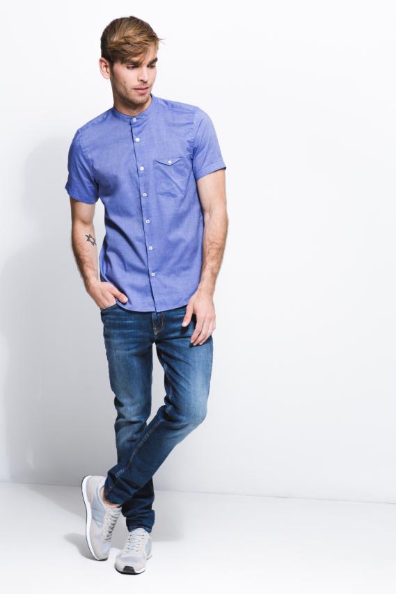 Jeanswear Camisa Koaj Andro Slim M/c 1/18