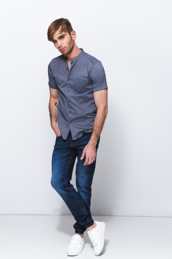 Jeanswear Camisa Koaj Andro 1 Slim M/c 1/18