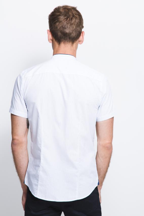Jeanswear Camisa Koaj Patrycio Slim Mc 1/18