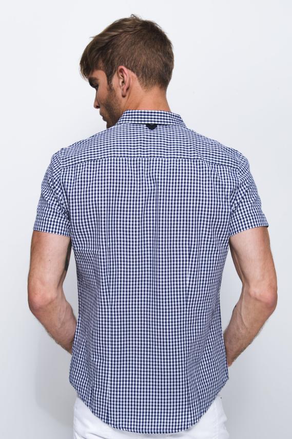 Jeanswear Camisa Koaj Joyn Sport Collar M/c 1/18
