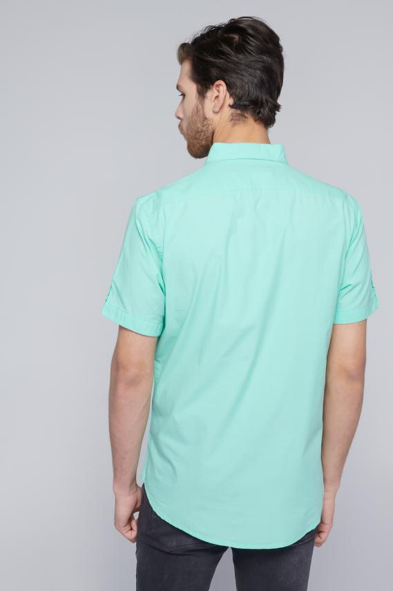 Koaj Camisa Koaj Basica Button Down Mc 1/18
