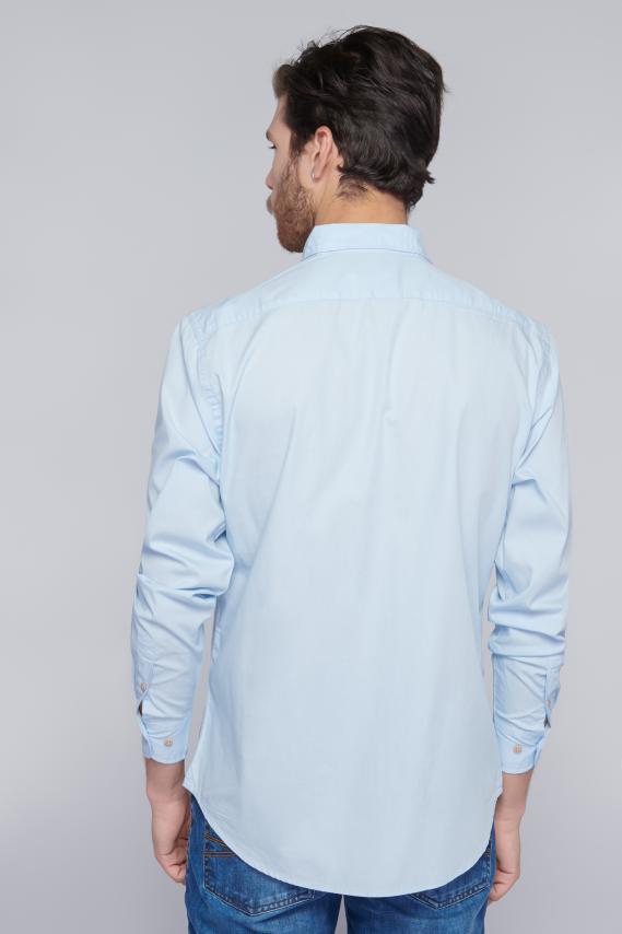 Koaj Camisa Koaj Basica 1 Button Down Ml 1/18