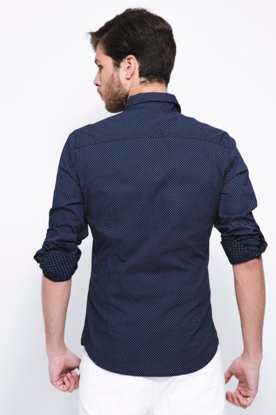 Jeanswear Camisa Koaj Grigol 1 Super Slim Ml 1/18