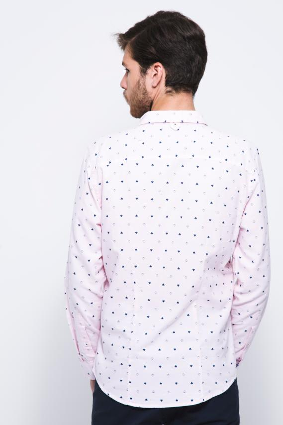 Jeanswear Camisa Koaj Adrien Sport Collar Ml 1/18