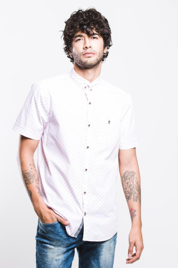 Jeanswear Camisa Koaj Giram Button Down M/c 1/18