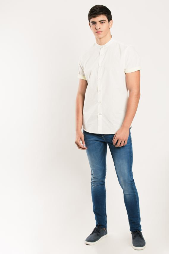 Jeanswear Camisa Koaj Jil Slim M/c 2/17