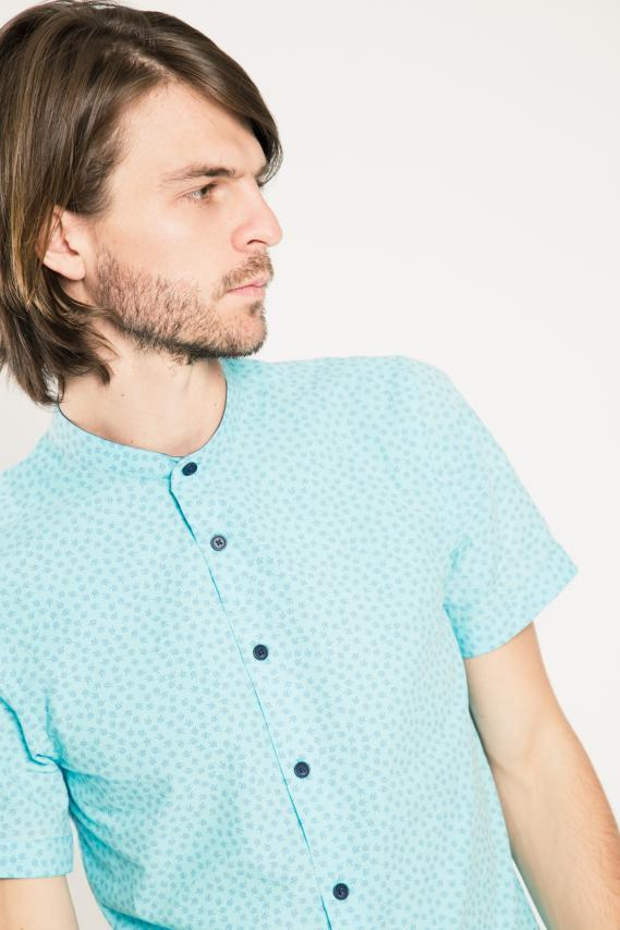 Jeanswear Camisa Koaj Burdon Super Slim M/c 2/17