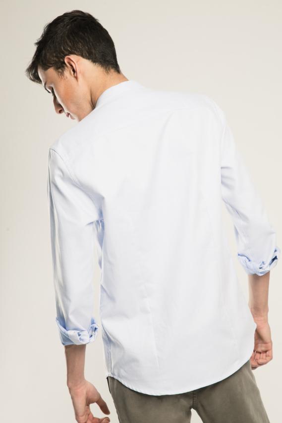Chic Camisa Koaj Jan Slim M/l 2/17