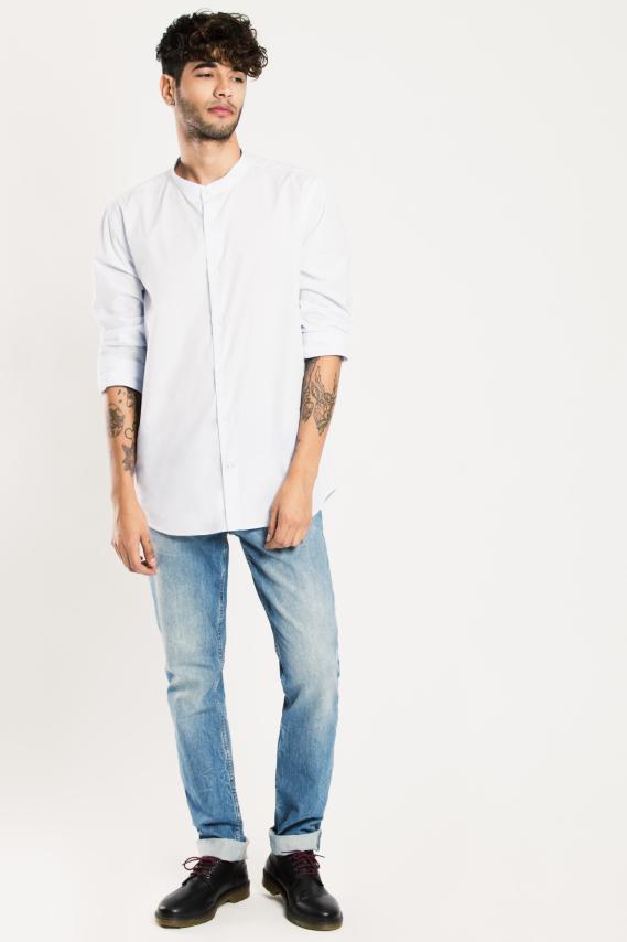 Chic Camisa Koaj Balam Slim M/l 2/17