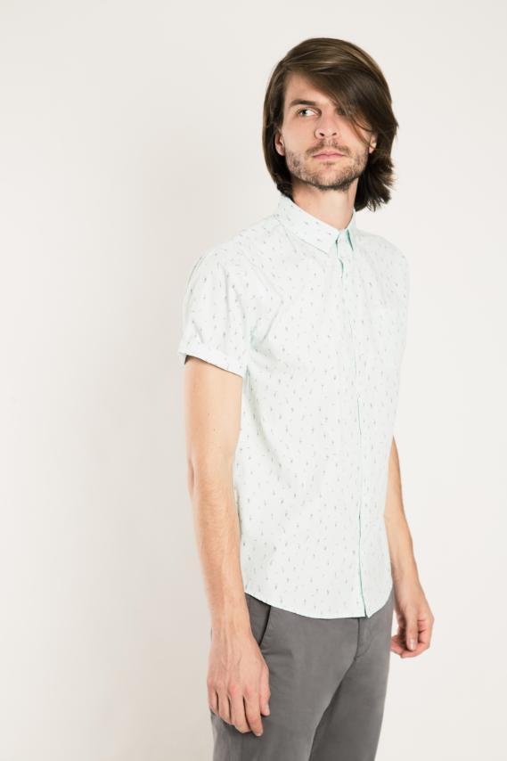 Jeanswear Camisa Koaj Helyo Sport Collar Mc 2/17