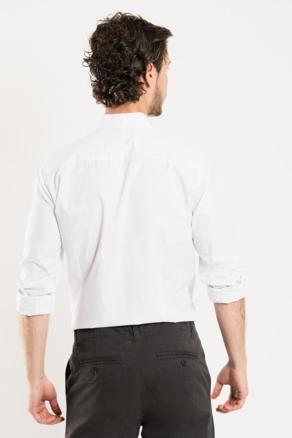 Chic Camisa Koaj Rolty Slim M/l 2/17