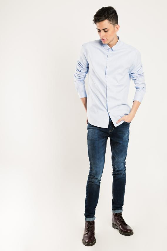 Chic Camisa Koaj Rafaely Slim M/l 2/17