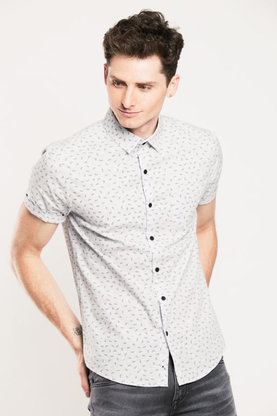Jeanswear Camisa Koaj Grildy Sport Collar Mc 2/17