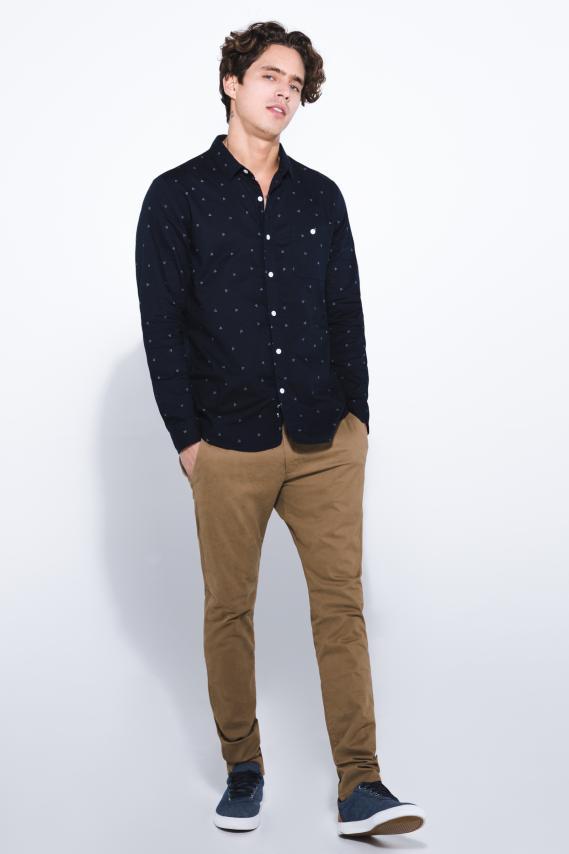 Jeanswear Camisa Koaj Joseph Sport Collar Ml 2/18