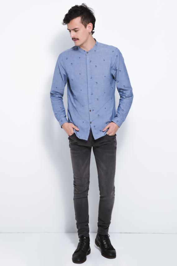Jeanswear Camisa Koaj Nykols Slim M/l 2/18