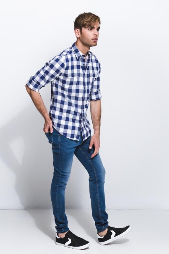 Jeanswear Camisa Koaj Joaquyn Slim Ml 2/18