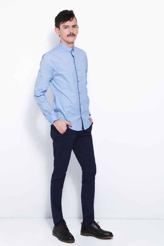 Jeanswear Camisa Koaj Martyn C/mandarin M/l 2/18