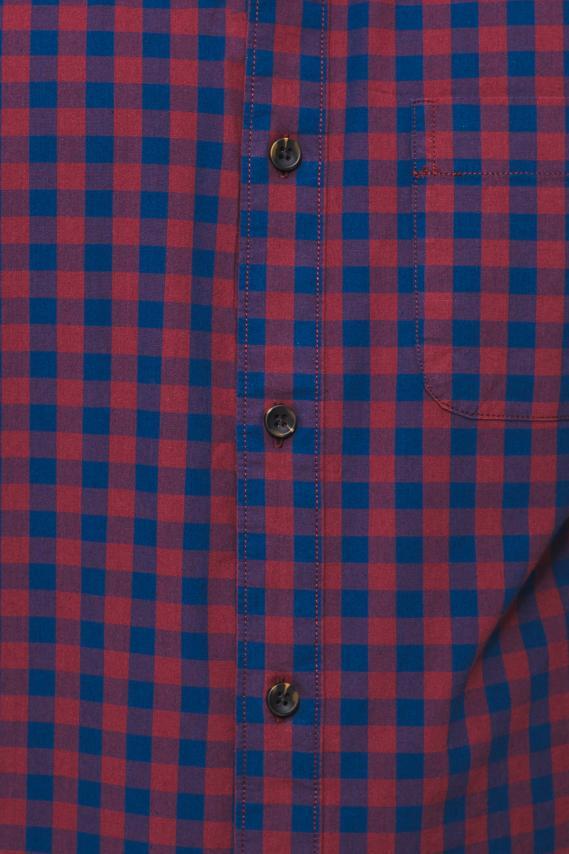 Jeanswear Camisa Koaj Kamon Button Down Ml 2/18