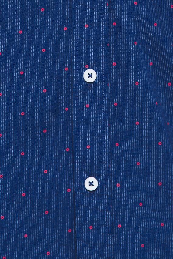 Jeanswear Camisa Koaj Luken 1 Button Down Ml 2/18