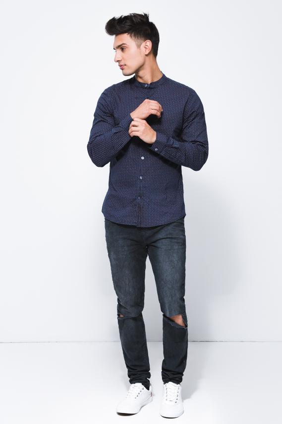 Jeanswear Camisa Koaj Betto 1 Super Slim M/l 2/18