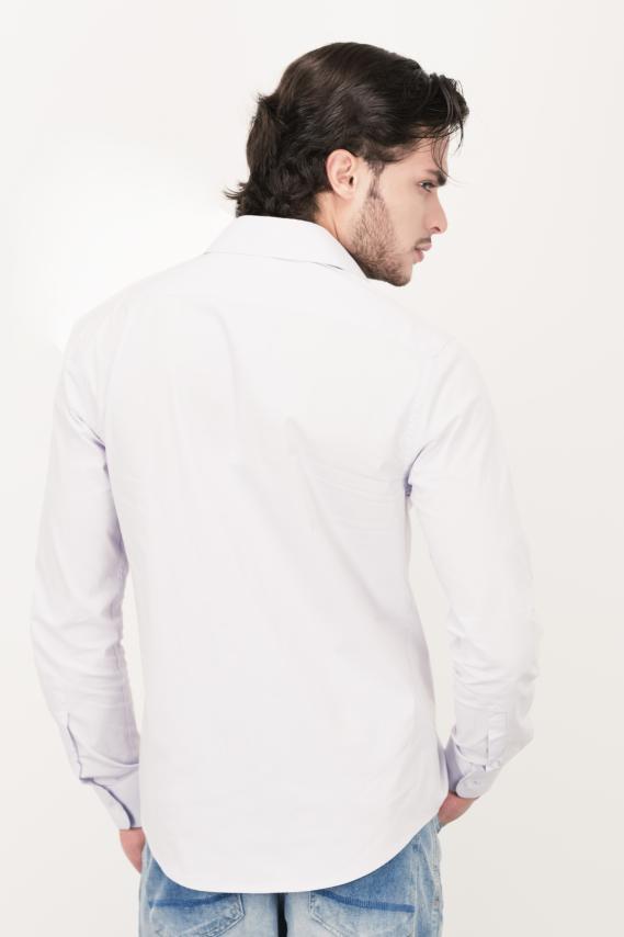 Glam Camisa Koaj Tenly Italian Neck M/l 3/16