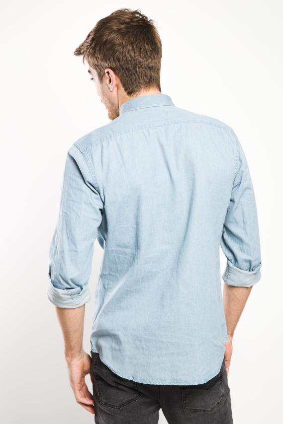 Jeanswear Camisa Koaj Cobby Button Down M/l 3/17