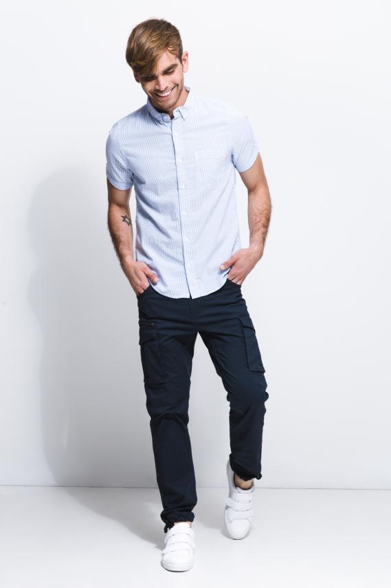Jeanswear Camisa Koaj Darby Button Down M/c 3/17