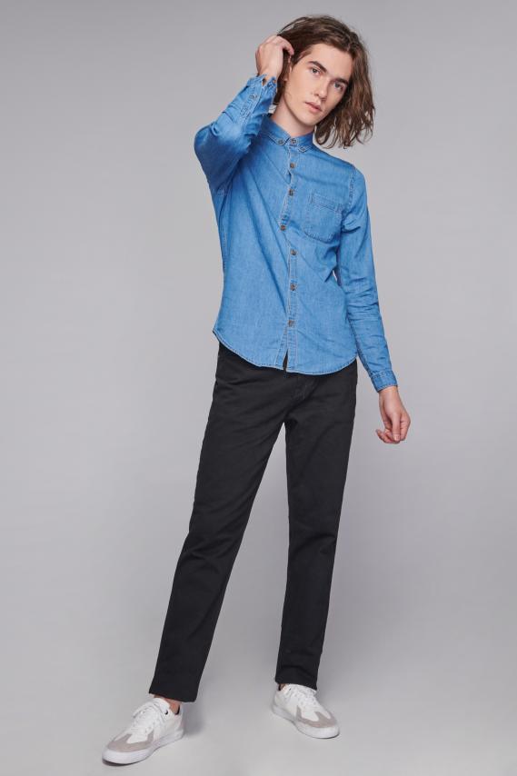 Jeanswear Camisa Koaj Basica B.d. Indigo Ml 3/18