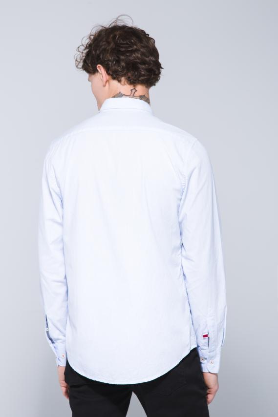 Jeanswear Camisa Koaj Haustyn Button Down Ml 3/18