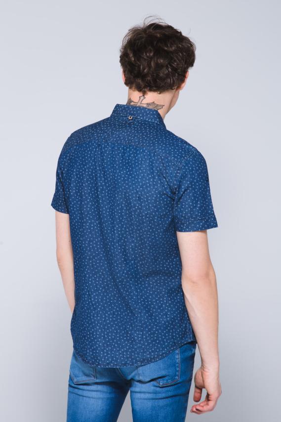 Jeanswear Camisa Koaj Claudio Sport Collar Mc 3/18