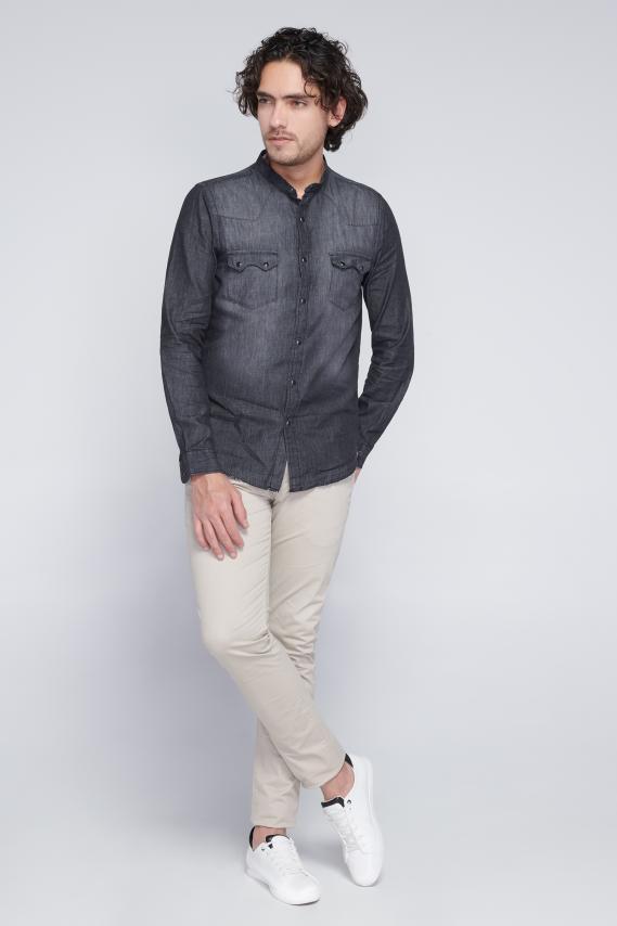 Jeanswear Camisa Koaj Aleo Slim M/l 3/18