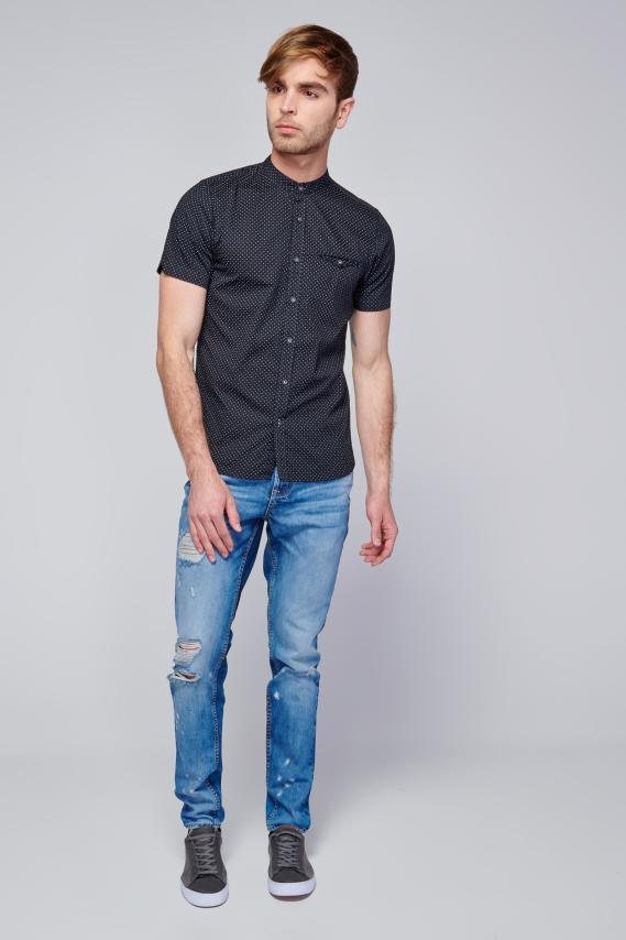 Jeanswear Camisa Koaj Alec Super Slim M/c 3/18