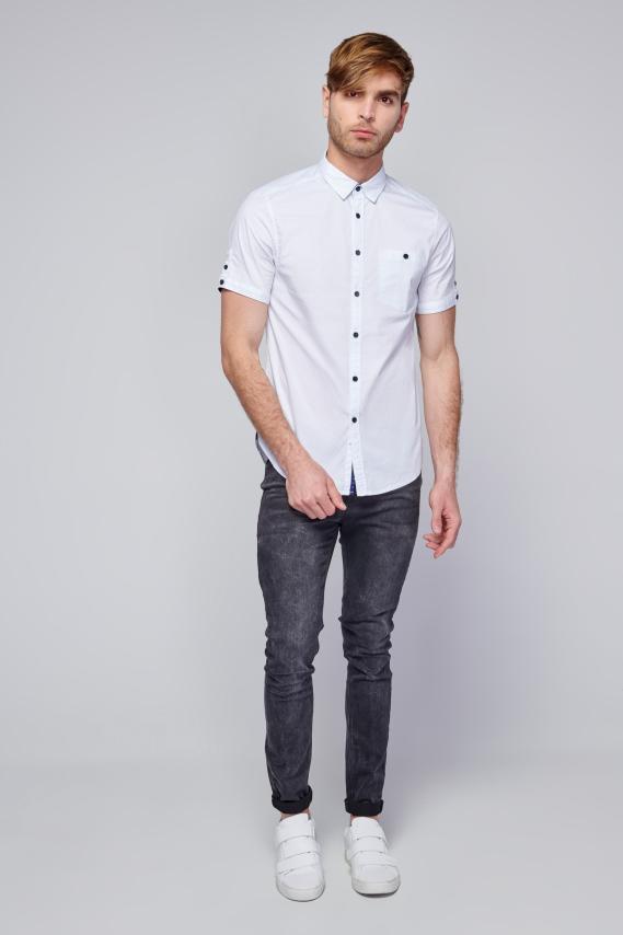 Jeanswear Camisa Koaj Kerry Super Slim M/c 3/18